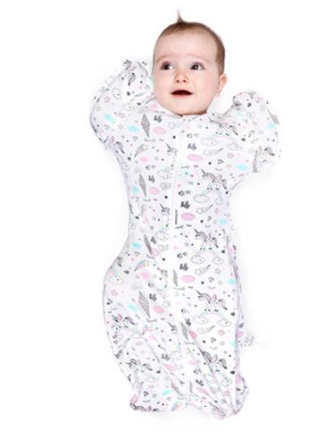 小孩满月送什么好?小孩满月送礼推荐:睡袋