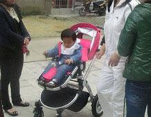 <b>威可迪婴儿车评测</b>
