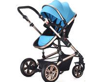 <b>TEKNUM婴儿车品牌_冬夏季双向避震婴儿车</b>