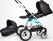 <b>mutsy婴儿车品牌_可坐可躺避震婴儿车</b>