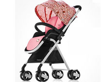 ibelieve婴儿车品牌_单手折叠婴儿车