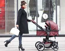 <b>小太阳婴儿车品牌_多功能双向四轮婴儿车</b>