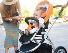 <b>高景观婴儿车实用年龄</b>