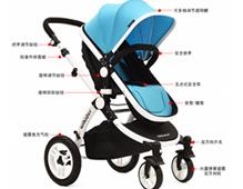 <b>婴儿推车怎么选 选购安全又好用的婴儿推车</b>