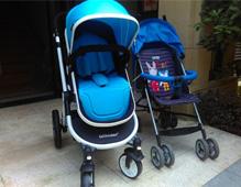 婴儿推车是买高景观的还是买轻便?两者有什么区别?