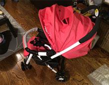 康贝婴儿车漫步者使用评测