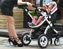 威可迪婴儿车,安心品质,父母信赖之选