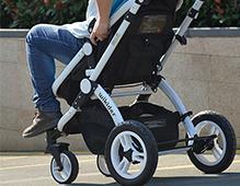 性价比高的婴儿推车具备哪些特征?