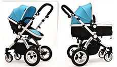 什么牌子的婴儿车好用又实惠,能双向的?