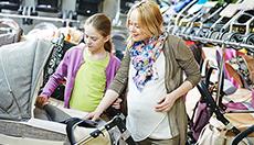 婴儿推车如何选择 婴儿推车避震是首选