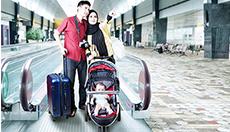 婴儿车飞机可以托运吗