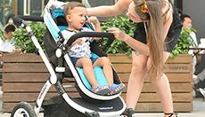 高景观婴儿车实用吗