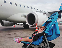婴儿车飞机托运要多少钱