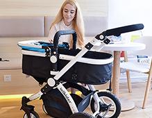 婴儿推车可以当床睡吗