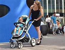 什么牌子的婴儿推车好用_安全又实惠