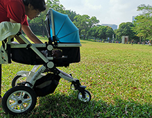 婴儿车避震哪个品牌好