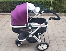 婴儿手推车哪个品牌好?安全减震好用的婴儿推车