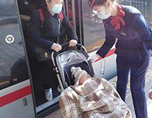 婴儿车可以上高铁吗