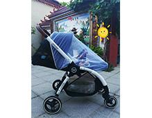 婴儿多大可以坐推车座椅 推出去玩