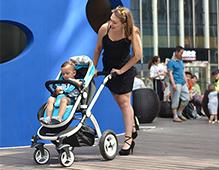 婴儿推车用到几岁
