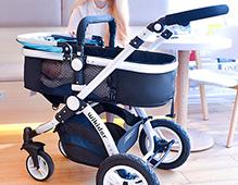婴儿推车十大名牌排行