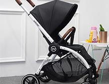 怎么选择婴儿推车?威可迪婴儿车精致带娃