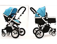 躺坐两用婴儿车实用吗?