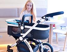 婴儿车避震怎么挑选