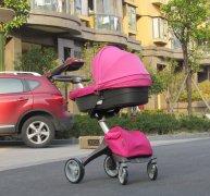 <b>stokke xplory婴儿车的功能及特点</b>