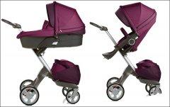 <b>为什么要选择Stokke Xplory婴儿车</b>