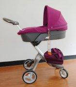 Stokke Xplory婴儿车2014年款式介绍