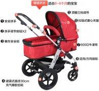 <b>pouch婴儿车结构介绍</b>