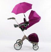 stokke婴儿车美国Stokke xplory V4全新上市