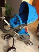 Stokke Xplory V4婴儿车已经新版上市