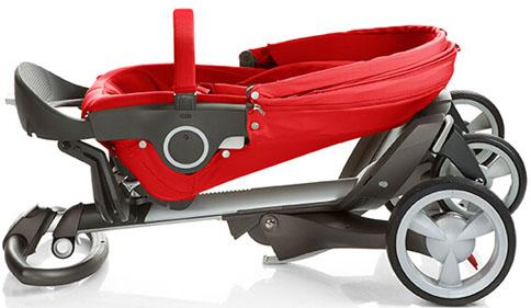stokke婴儿车材料