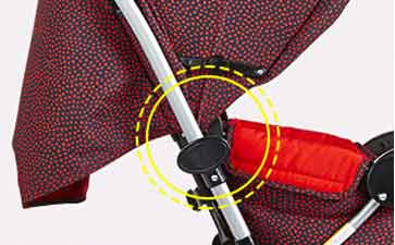 step1、将椅背调至坐立状态