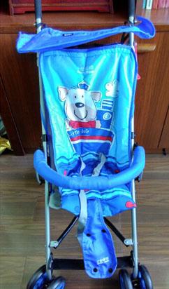 小龙哈彼超轻便折叠婴儿车