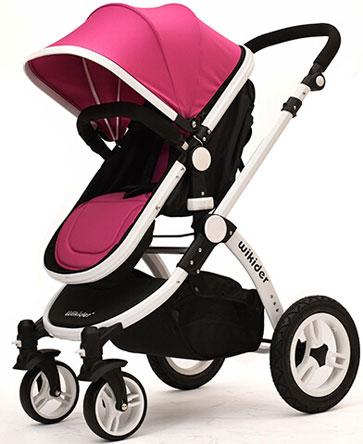 高景观威可迪婴儿车