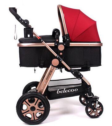 belecoo贝丽可婴儿车品牌