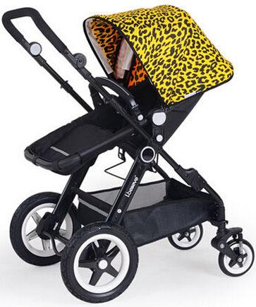 ibelieve高景观婴儿车