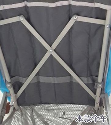 小阿龙婴儿车座椅靠背设计