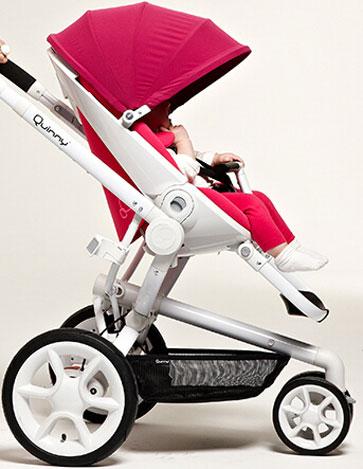 高景观婴儿车十大排名:Quinny高景观婴儿车