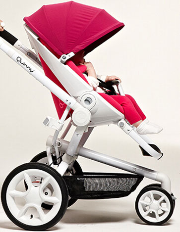 Quinny高景观婴儿车
