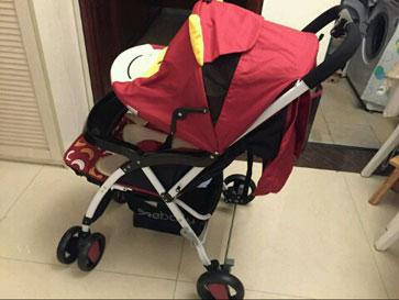 圣得贝婴儿车