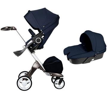 高景观婴儿车牌子:Stokke Xplory品牌