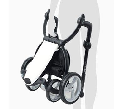mima婴儿车1键折叠车