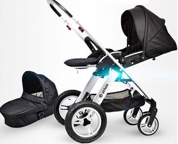 mutsy高景观婴儿车
