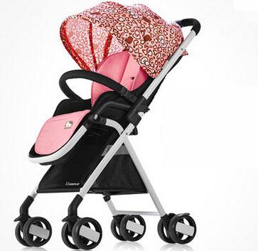 ibelieve婴儿车