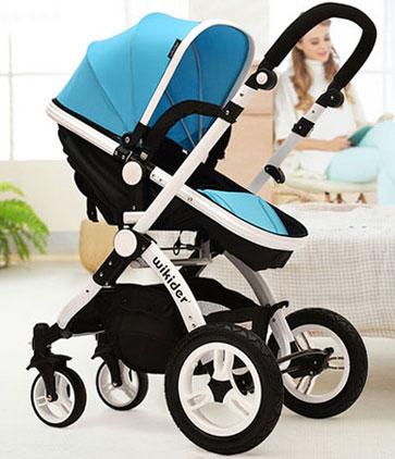 高景观婴儿车十大排名:威可迪高景观婴儿车