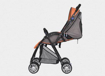 zooper婴儿车座椅多角度调节